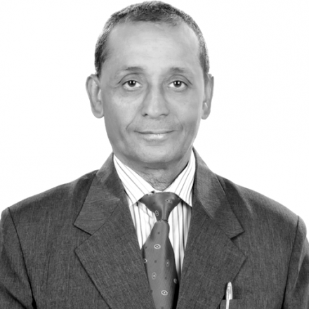 Dr. Arvind Sharma - SVP Business Development