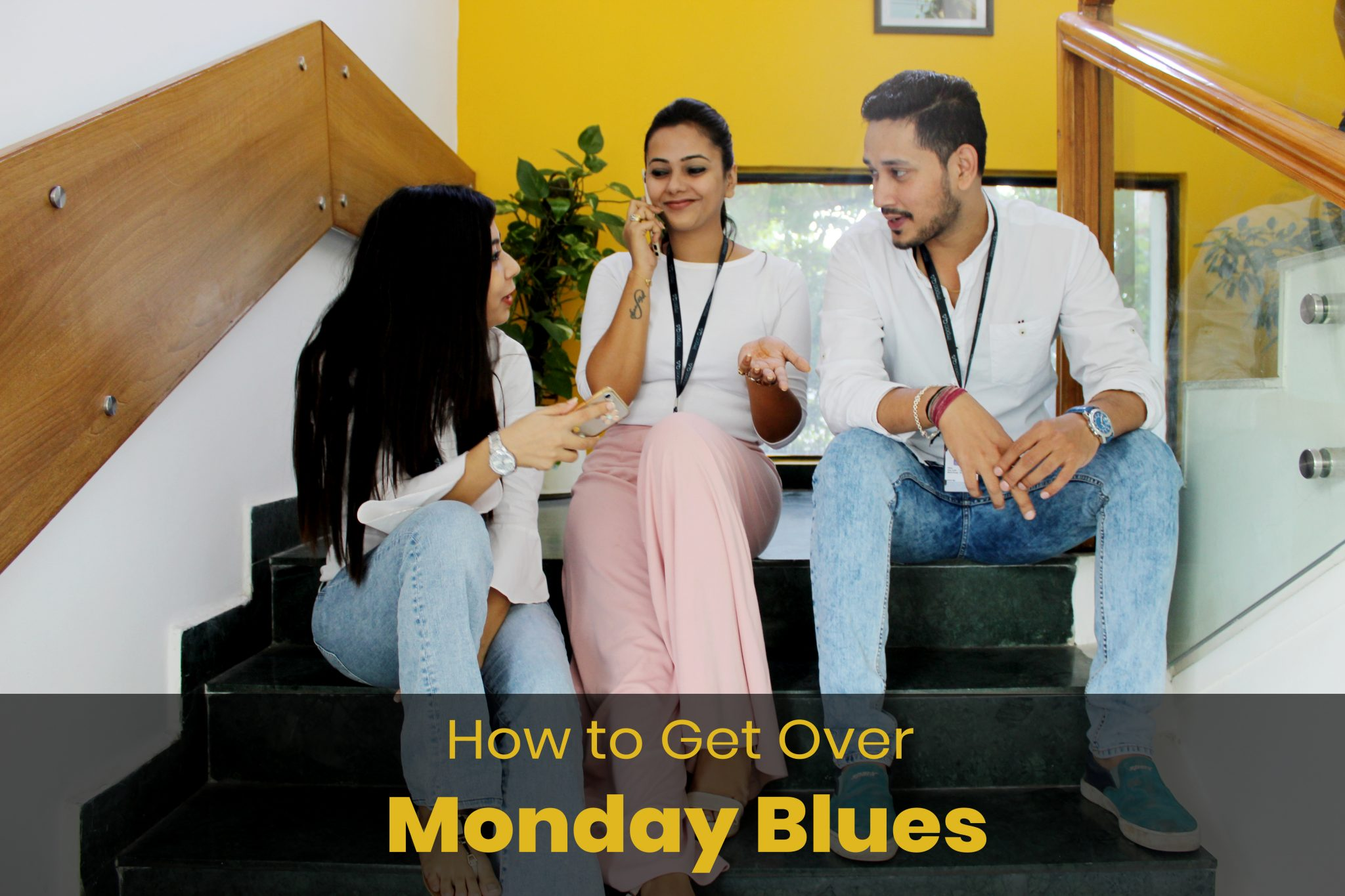 Learn how to get over Monday blues in ImpactQA