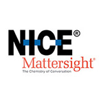 Mattersight (Acquired by NICE) Logo