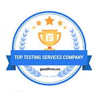 The Trusted Software Testing Partner on GoodFirms